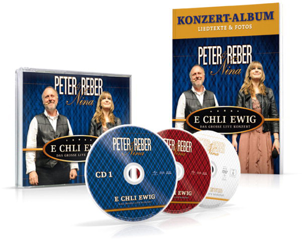 Peter Reber & Nina - E Chli Ewig
