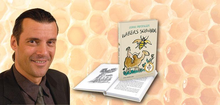 Literatur-Talk mit Oskar Freysinger