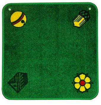 jassteppich grün