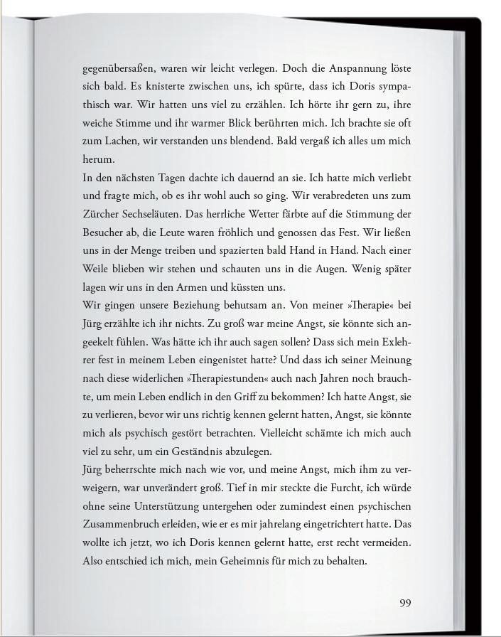Auszug aus dem Buch - Jürg Jegges dunkle Seite - Seite 99