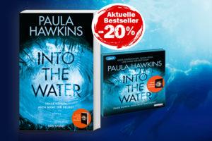 Paula Hawkins - Into the water - Jetzt bei Weltbild bestellen