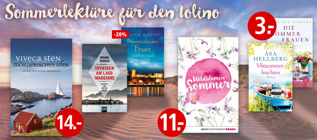 Ferien eBooks