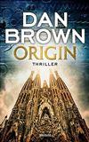 Origin von Dan Brown (als Weltbild-Ausgabe)