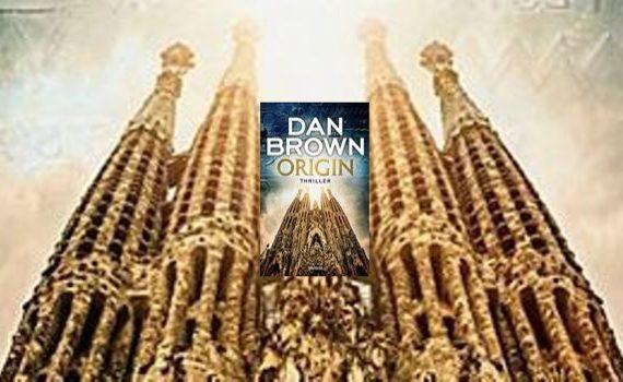 Origin Buch von Dan Brown als Weltbild Ausgabe Rezension bei weltbild-blog.ch