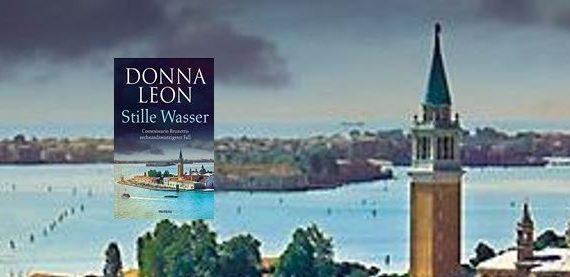 Stille Wasser von Donna Leon als Weltbild Ausgabe