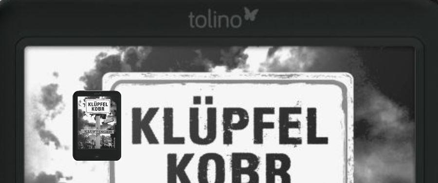 tolino Angebot bei Weltbild: shine 2 HD eBook Reader mit eBook Kluftinger