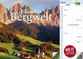 Duo Kalender Faszination Bergwelt bei Weltbild